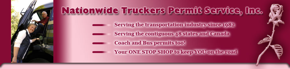 National Truckers Permit Service, Inc. - Since 1982